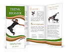 Break Dancer Brochure Templates