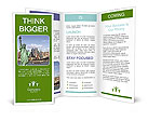 New York City Brochure Templates