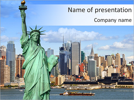 New york city powerpoint template backgrounds google slides id new york city powerpoint template toneelgroepblik Image collections