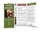 Bodybuilder Brochure Templates