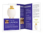 Yellow Chick Brochure Templates