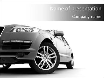 Marque de voiture Modèles des présentations  PowerPoint