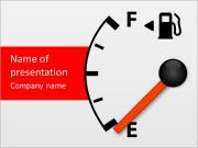Station d'essence Modèles des présentations  PowerPoint
