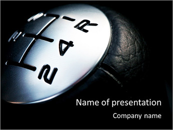 Gear Box Modèles des présentations  PowerPoint