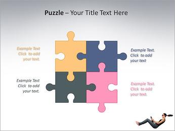Drive womanâ € ™ Modèles des présentations  PowerPoint - Diapositives 23