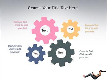 Drive womanâ € ™ Modèles des présentations  PowerPoint - Diapositives 27