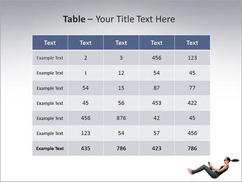 Drive womanâ € ™ Modèles des présentations  PowerPoint - Diapositives 35