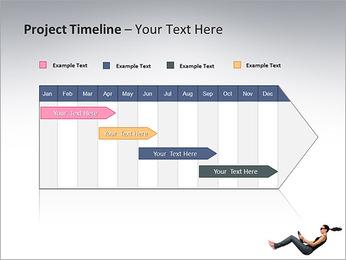 Drive womanâ € ™ Modèles des présentations  PowerPoint - Diapositives 5
