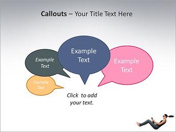 Drive womanâ € ™ Modèles des présentations  PowerPoint - Diapositives 53