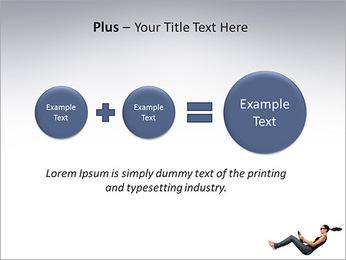 Drive womanâ € ™ Modèles des présentations  PowerPoint - Diapositives 55