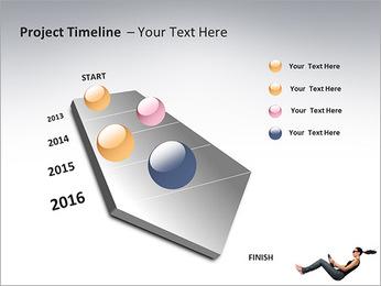 Drive womanâ € ™ Modèles des présentations  PowerPoint - Diapositives 6