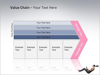 Drive womanâ € ™ Modèles des présentations  PowerPoint - Diapositives 7