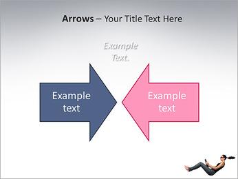 Drive womanâ € ™ Modèles des présentations  PowerPoint - Diapositives 70