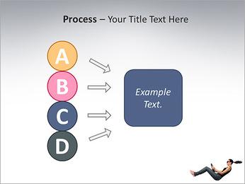 Drive womanâ € ™ Modèles des présentations  PowerPoint - Diapositives 74