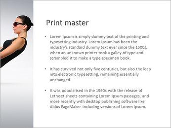 Drive womanâ € ™ Modèles des présentations  PowerPoint - Diapositives 76