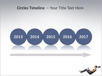 Drive womanâ € ™ Modèles des présentations  PowerPoint - Diapositives 9