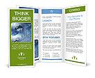International Business Sphere Brochure Templates
