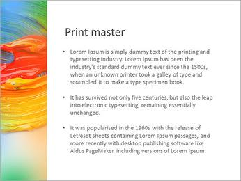 Cores Para Pintura Modelos de apresentações PowerPoint