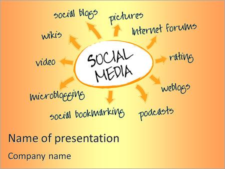 netbook powerpoint template smiletemplates com
