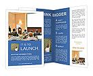 Professors Lecture Brochure Templates