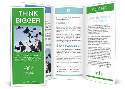 Happy Graduation Brochure Template Design Id 0000004787
