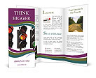Traffic Lights Brochure Templates