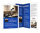 Public Speaking Brochure Template
