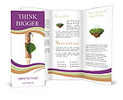 Save Tree Brochure Templates