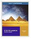 Pyramids In Egypt Word Templates