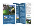Filling In Petrol Brochure Templates