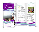 At The Peak Brochure Templates