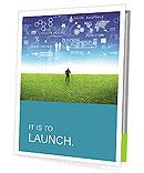 Business Strategy Presentation Folder