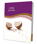 Emerge From Egg Presentation Folder