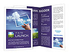 Sky Photo Brochure Template