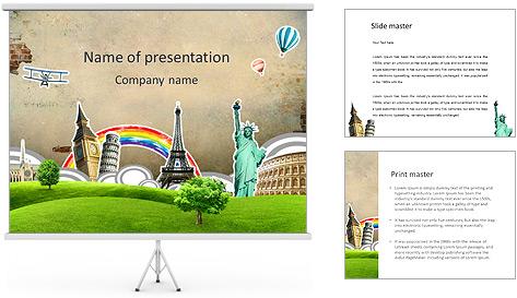 aleksandra moszkowska - google+, Powerpoint templates