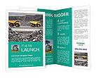 Mine Brochure Templates