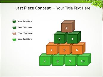 Dessin d'arbre Modèles des présentations  PowerPoint - Diapositives 11