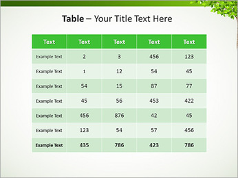 Dessin d'arbre Modèles des présentations  PowerPoint - Diapositives 35