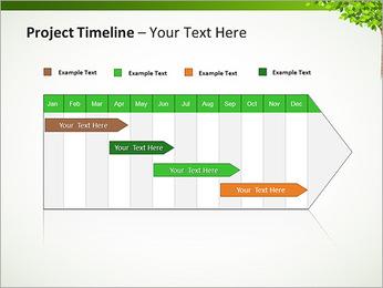 Dessin d'arbre Modèles des présentations  PowerPoint - Diapositives 5