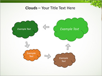 Dessin d'arbre Modèles des présentations  PowerPoint - Diapositives 52