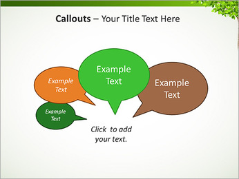 Dessin d'arbre Modèles des présentations  PowerPoint - Diapositives 53