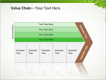 Dessin d'arbre Modèles des présentations  PowerPoint - Diapositives 7