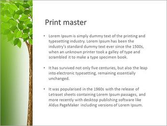 Dessin d'arbre Modèles des présentations  PowerPoint - Diapositives 76