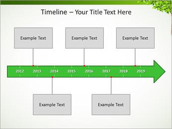Dessin d'arbre Modèles des présentations  PowerPoint - Diapositives 8