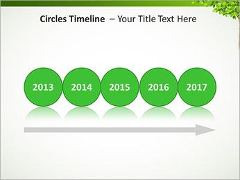 Dessin d'arbre Modèles des présentations  PowerPoint - Diapositives 9