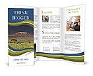 Kilimanjaro Brochure Templates
