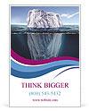 Iceberg Ad Template