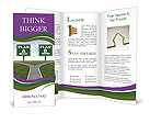 Plan A And B Brochure Templates