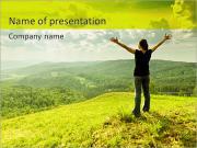 Magnifique vue Modèles des présentations  PowerPoint