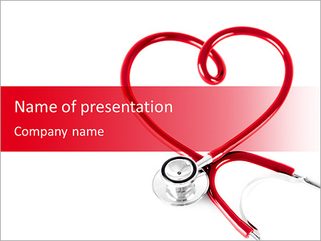 Heart check powerpoint template backgrounds id 0000004854 heart check powerpoint template toneelgroepblik